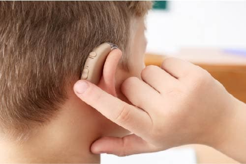 Hearing & Vision Screenings for Children Image